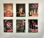 1967 Planet of the Apes Trading Cards