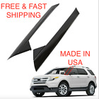 For 2011 19 Ford Explorer Windshield Outer Trim Pillar Molding Right