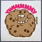 Vintage TREND Matte Scratch and Sniff Stinky Stickers CHOCOLATE CHIP