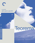 Teorema Pier Paolo Pasolini Criterion Collection Blu ray 2020 New Sealed