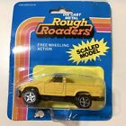 TOYOTA HILUX 4WD Pickup Truck Lucky Ind Rough Roaders Diecast Yellow New