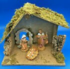 Fontanini by Roman Inc 3 Piece Starter Nativity Set with Creche 5 Scale 54710