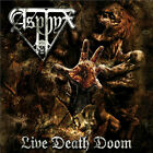 Asphyx - Live Death Doom (2xCD, Album) Death Metal Doom metal