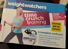 Weight Watchers 10 Minute Time Crunch Training w Resistance Cords 5 workouts