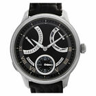 Maurice Lacroix Masterpiece MP7268 Stainless Steel Black dial 44mm Manual watch