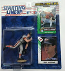 1993 STARTING LINEUP 68077 -MIKE MUSSINA*BALTIMORE ORIOLES 2- MLB SLU 2 CARDS