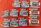 Lot of 11 Amoco NASCAR Racing Champions Diecast Cars, New in boxes #93 Blaney