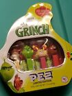 PEZ Candy Dr Suess The Grinch Sour Apple Universal Limited Edition Gift Tin NEW