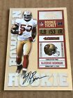 "2010 PANINI PLAYOFF CONTENDERS ""NAVORRO BOWMAN"" ROOKIE TICKET AUTO RC SF 49ERS"