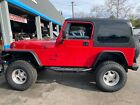 1993 Jeep Wrangler BASE 1993 JEEP WRANGLER 4X4 CUSTOM NEW PAINT,TIRES,BUMPERS,INTERIOR,GRILLE,LIGHTS ETC