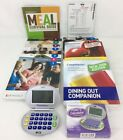Weight Watchers 2008 BASIC MEMBER KIT Food  Dining Out Companion POINTS Calc