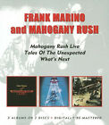 Live / Tales of the Unexpected / Whats Next by Frank Marino.