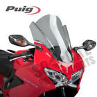 PUIG Touring Series Smoke Honda VFR800F Interceptor (2014-2015) +130mm