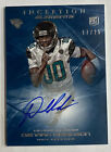 2013 Topps Inception Football Rookie Autographs Guide 56