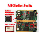 For R-enault Can Clip V183 Diagnostic Interface With Full Chip Cypress An2135sc
