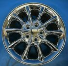 Chrysler 300M Concorde Intrepid 02 04 Used OEM Wheel 17x7 Rim 17 CHROME CLAD