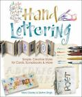Hand Lettering  Simple Creative Styles for Cards Scrapbooks and More ExLib