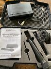 skytronic vhf radio mic In Case With Poeer Adapter And Lead