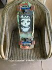 VINTAGE powell peralta skateboard 80s Tony Hawk Graffiti  Stickers Misfits