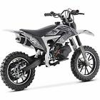 Demon Dirt Bike 50cc White