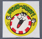 Vintage TREND Matte Scratch and Sniff Stinky Stickers PEPPERMINT CANDY FLAWED