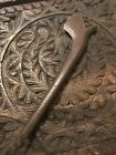 Exceptional ANTIQUE HAND CARVED WOODEN TOMAHAWK NATIVE TRIBAL POLYNESIAN