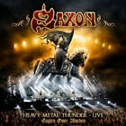 Heavy Metal Thunder Live: Eagles Over Wacken by Saxon.
