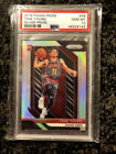 2018-19 Panini Prizm Trae Young Rookie Silver Refractor PSA 10 GEM MT