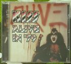 Kiss - Alive In '79 CD RARE import Gene Simmons Ace Frehley