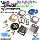 Mikuni Genuine SBN Carburetor Rebuild Kit 46 44 40 38 mm Yamaha Kawasaki Sea Doo