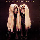 Nelson : Because They Can Heavy Metal 1 Disc CD