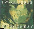Stevie Salas Colorcode --Tell Your Story Walkin'-- CD w/5 Trks