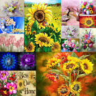 Full Drill 5D DIY Diamond Painting Cross Stitch Embroidery Art Wall Home Gift
