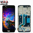 Fit For OnePlus 5 A5000 LCD Touch Screen Digitizer Assembly Frame  5.5