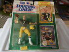 1996 Kenner ROBERT BROOKS  MINT IN PACKAGE  FIGURE AND CARD GREEN BAY PACKERS