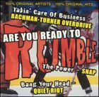 Are You Ready to Rumble 1 / Various : Vol. 1 Rock 1 Disc CD