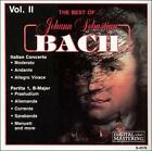 The Best of Johann Sebastian Bach Vol II (CD) W or W/O CASE EXPEDITED WITH CASE