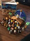 Fisher Price Little People Christmas Nativity Set with Box Lighted