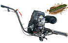 The All new Mud Skipper 8 23hp Long Tail Motor Drive System
