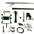 NEW FEATURES MUD SKIPPER 5 7hp PRIME Long Tail Motor Drive System