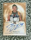 2017 Topps WWE NXT Wrestling Cards 11