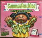 2020 Topps Lunch Box Garbage Pail Kids Late to School Hobby Collector Box Sealed