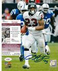 Arian Foster Cards and Autograph Memorabilia Guide 48