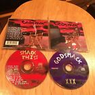 Godsmack - All Wound Up + Whatever 2CD RARE drowning pool disturbed meliah rage