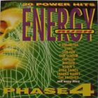 Various Artists : Energy Rush Phase 4 CD