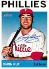 2013 Topps Heritage High Number Baseball Cards 30