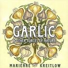 Marianne Kreitlow : Garlic & Other Forces of Nature Folk 1 Disc CD