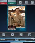 2015 Topps Star Wars Celebration Empire Strikes Back Illustrated Promo Set 24