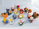 Lot of 16 Fisher Price Little People Nativity Christmas Animals