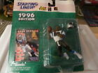 1996 Kenner MARK CARRIER  MINT IN PACKAGE  FIGURE AND CARD CAROLINA PANTHERS